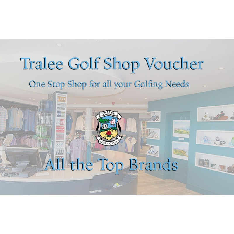 Golf Shop Vouchers