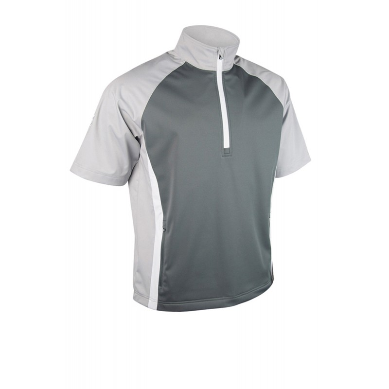 Himalayas 1/2 Sleeve Windshirt with Logo