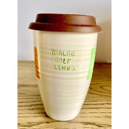 Handmade Pottery Coffee Mug- 12oz