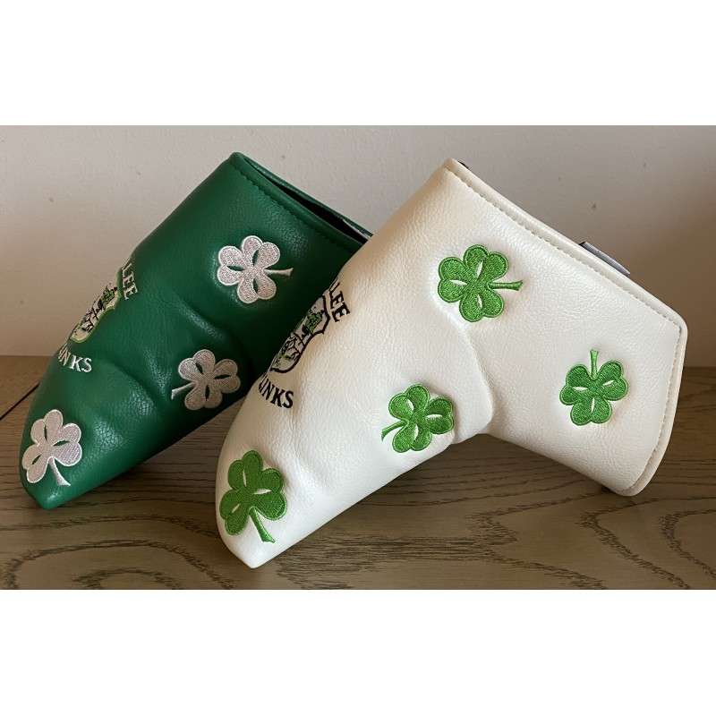 Tralee Shamrock Putter Covers