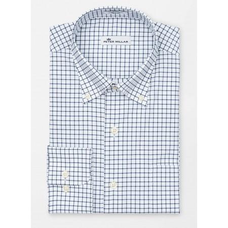 Peter Millar Mens Woven Shirt