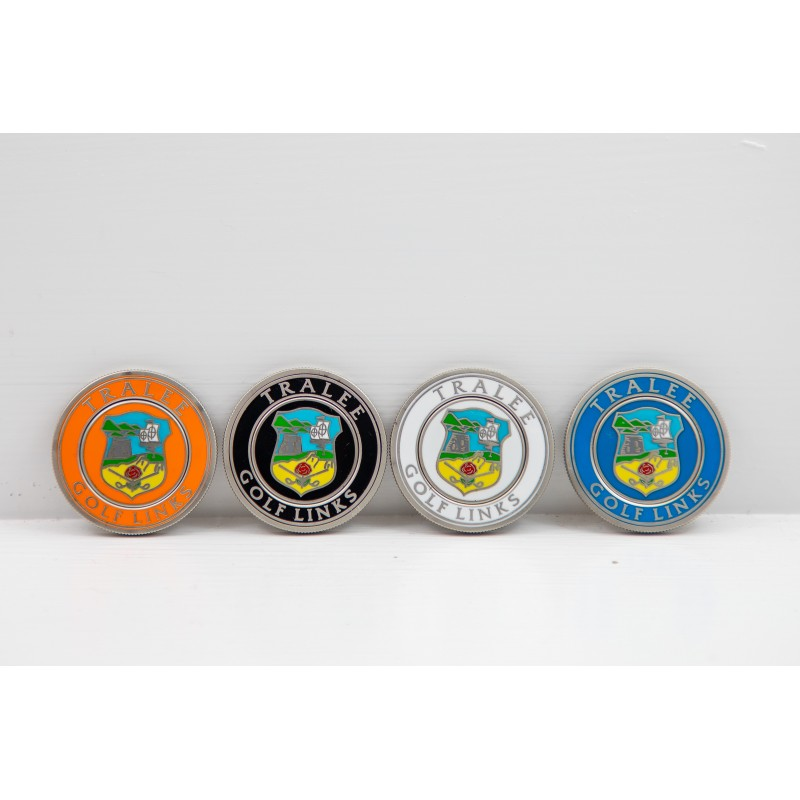 Golfers Coin