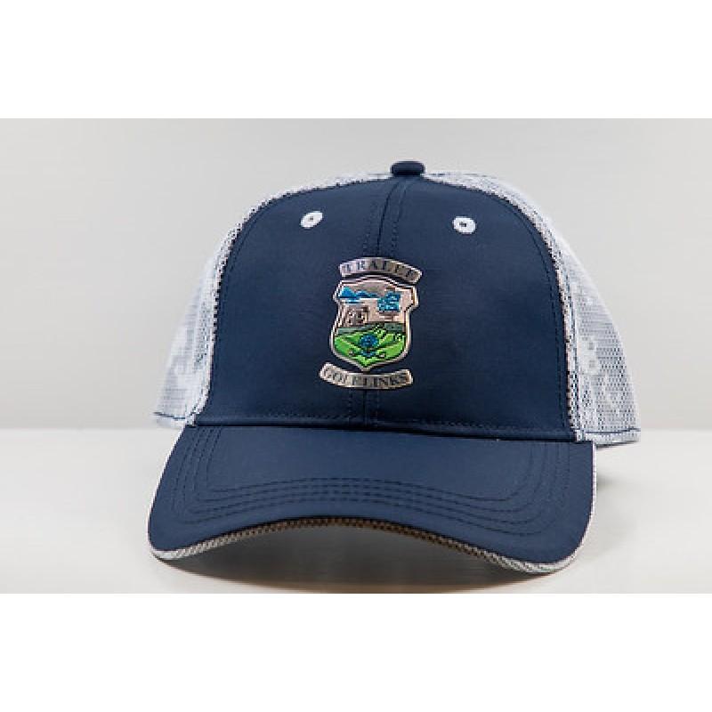 Baseball Cap (mesh-back)